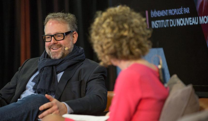 Alexandre Taillefer et Diane Bérard